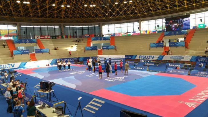 Finali Taekwondo.