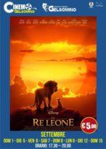 Cinema Gelsomino e Il Re Leone