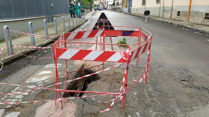 Sgomberati due fabbricati in Via Brodolini: evacuate otto persone