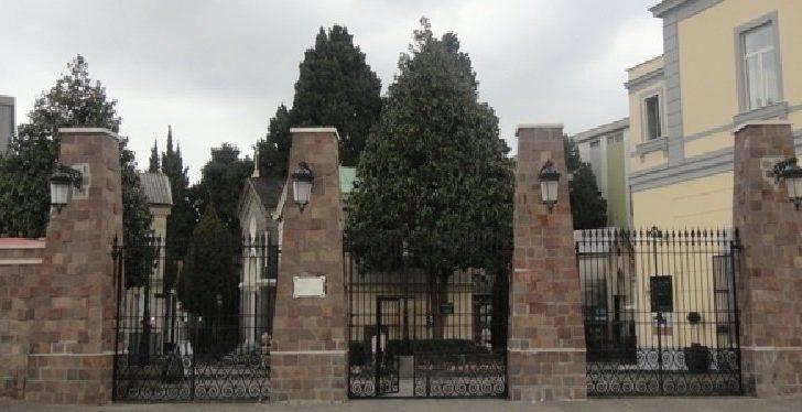 Il Cimitero chiuso fino al 17 maggio, il provvedimento del direttore Leo