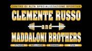 Inaugurazione Palestra Clemente Russo and Maddaloni Brothers.