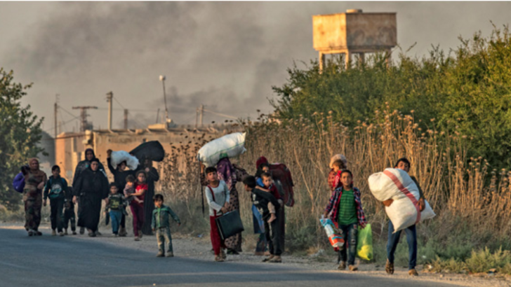 Siria, servono aiuti immediati