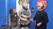 Ciro Rigione, grande artista partenopeo, si racconta in radio Rtc targato Napoli
