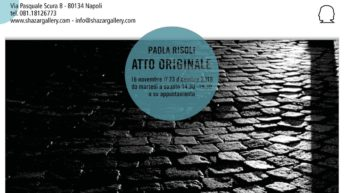 Shazar Gallery  presenta  Paola Risoli