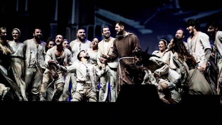 """""""Actor Dei"""", musical sulla vita di Padre Pio con Attilio Fontana_Al teatro Trianon dal 25 dicembre al 6 gennaio"""