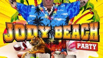 "Peppe Iodice in ""Jody Beach Party"""