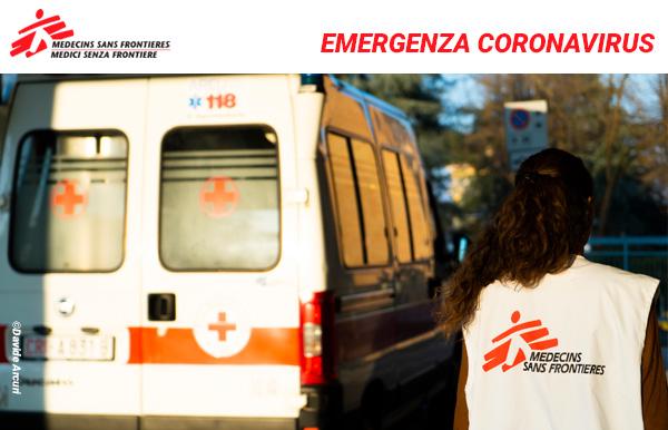 Comunicato Medici Senza Frontiere