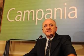 De Luca a Conte : la Campania verso il collasso