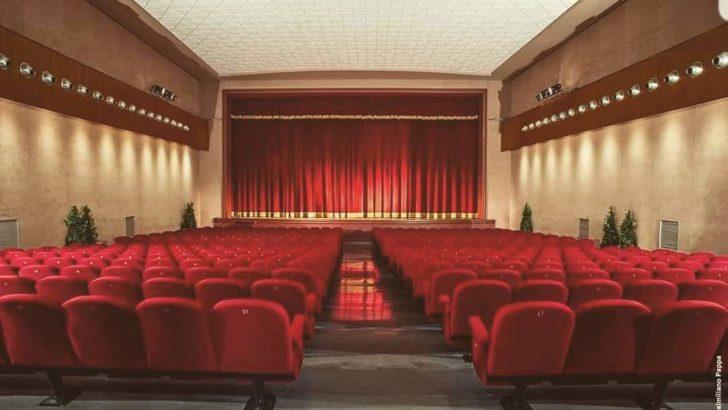 Restate a casa: il teatro tornerà