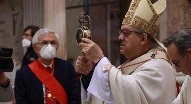 VIDEO – Si è sciolto il sangue di San Gennaro