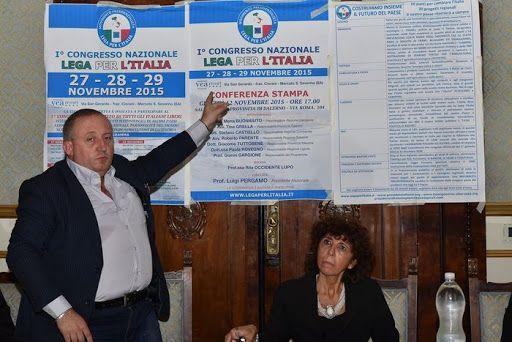 CONGRESSO NAZIONALE A CAIVANO DELLA LEGA PER L'ITALIA