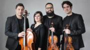 """Quartetto Felix per il secondo appuntamento di """"Musica al Centro Antico"""""""