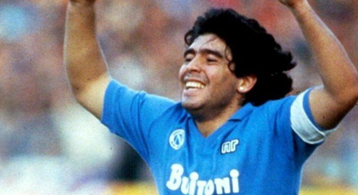E' morto Diego Armando Maradona: i ricordi tra Afragola e Mondragone