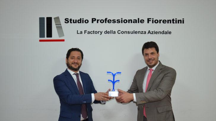Studio Fiorentini riceve il premio internazionale Le Fonti Awards
