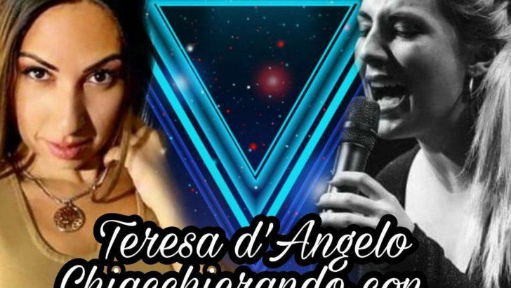 Teresa D'Angelo – Chiacchierando con Alyssa