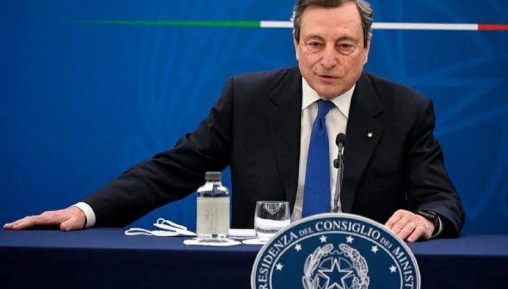 Governo di scopo: Draghi presidente