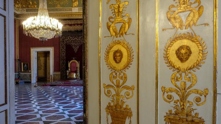 Palazzo Reale riapre tutti i giorni al pubblico da martedì 27 aprile