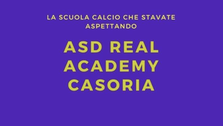 ASD Real Academy: la scuola calcio che stavate aspettando
